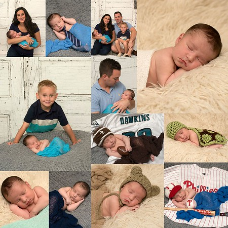 The DiBacco's Newborn Session
